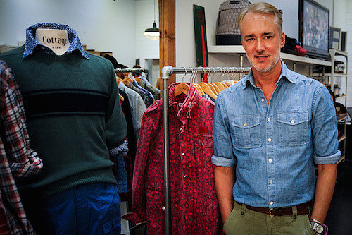 Designer Michael Bastian Has an Unexpected Hangover Strategy