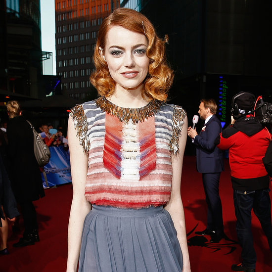 Emma Stone The Amazing Spider-Man 2 Style | Video