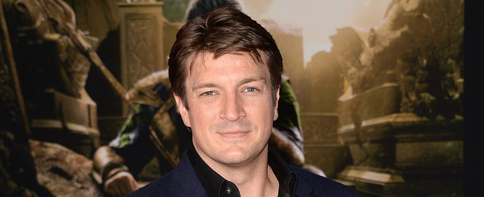 Nathan Fillion Is an Equal-Opportunity Comic-Book Nail Artist
