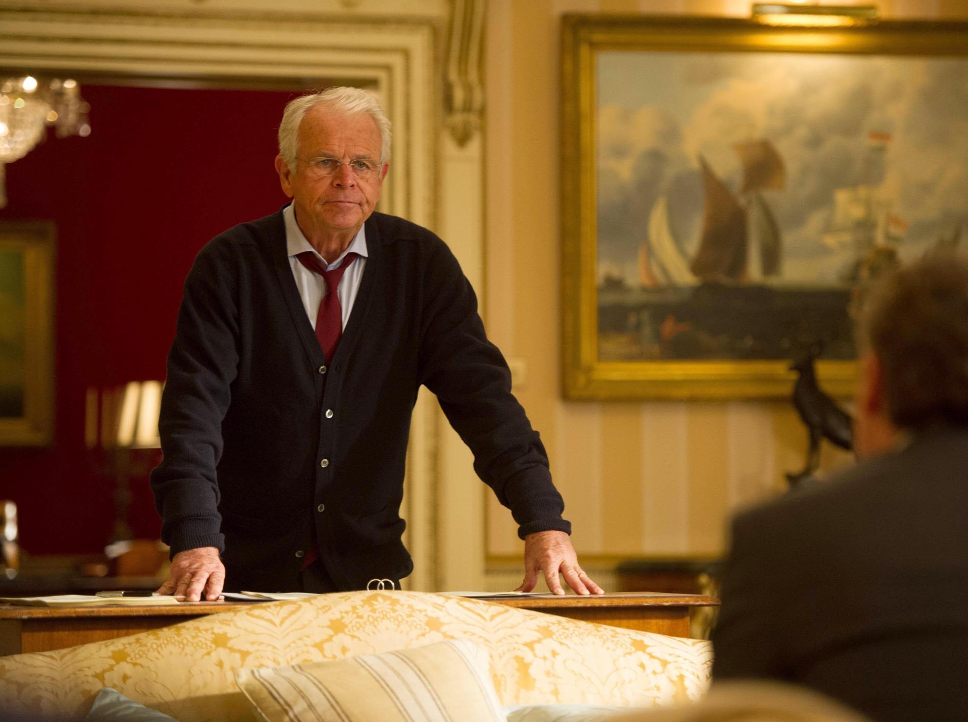 William Devane as President James Heller.