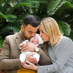 Guy And Jules Sebastian Welcome Second Son Archer Jones