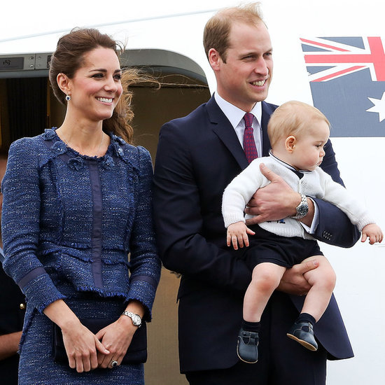 Best Pictures From the Royal Tour 2014
