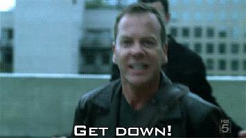 On Jack Bauer's tax returns, he has to claim the entire world as his dependent.