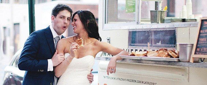 10 Ways to Save on Wedding Reception Food