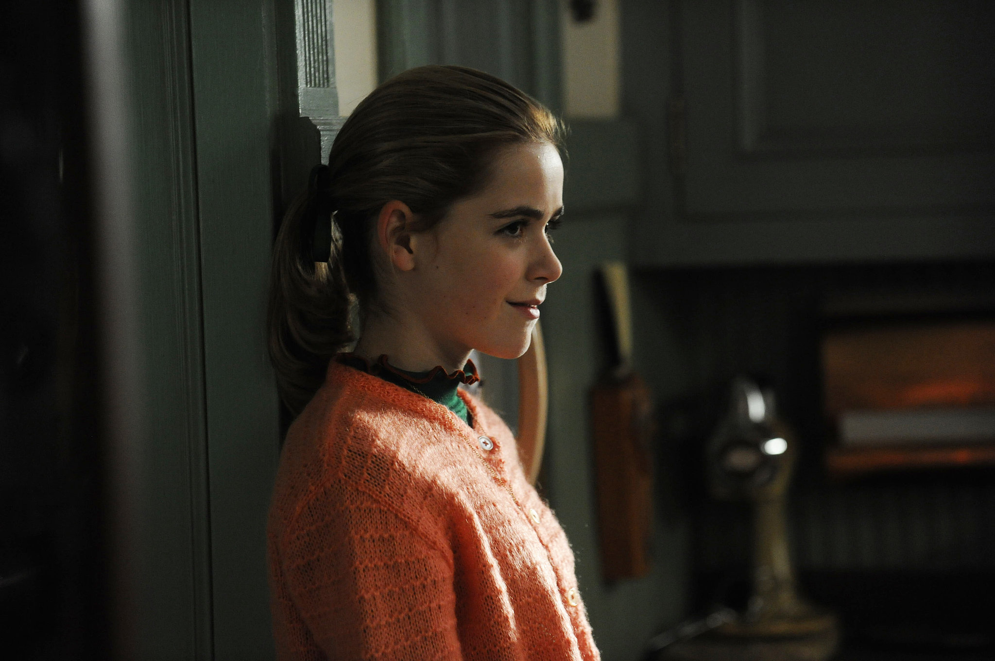 In season six, Sally is forced to live with her mom and her new husband, Henry, driving a further wedge between her and Don.