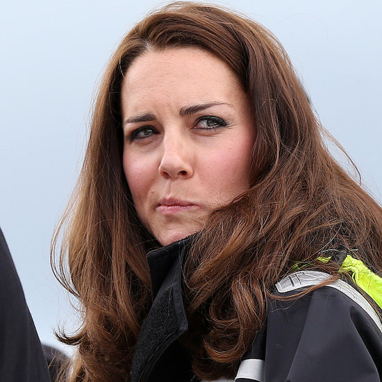 Kate Middleton's Facial Expressions on the Royal Tour