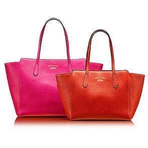 The New Designer Handbag: The Gucci Swing Tote