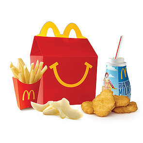 McDonald's Removes Girl and Boy Toys