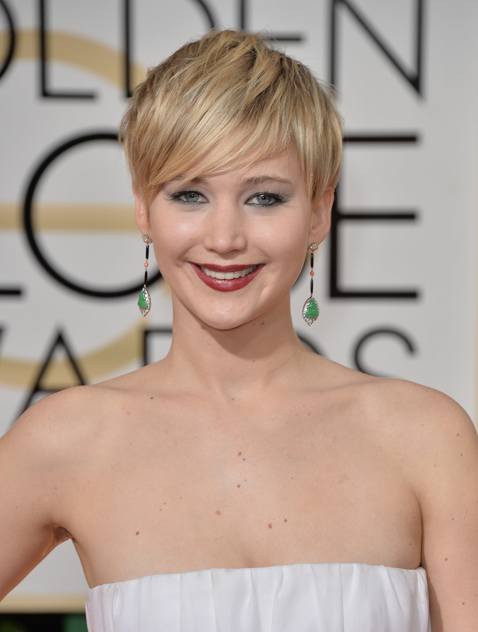Jennifer Lawrence's Classic Pixie
