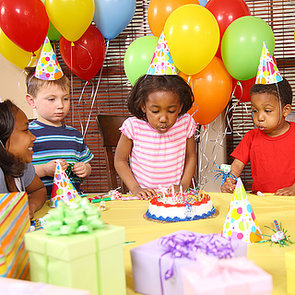 Attending a Children's Birthday Party