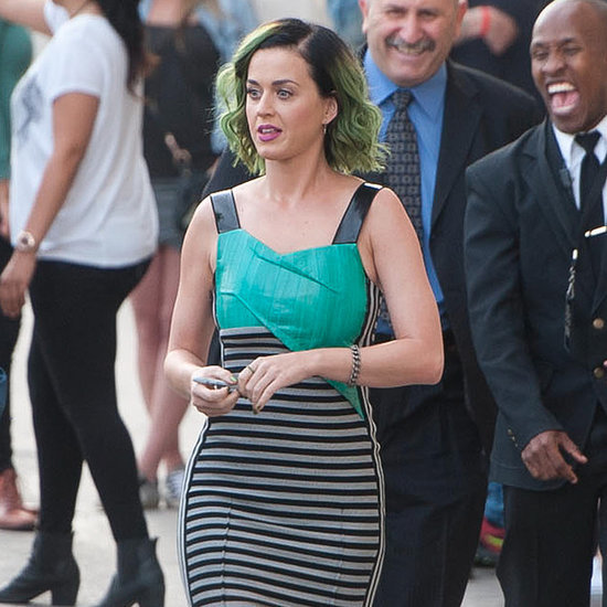 Katy Perry as an Old Woman