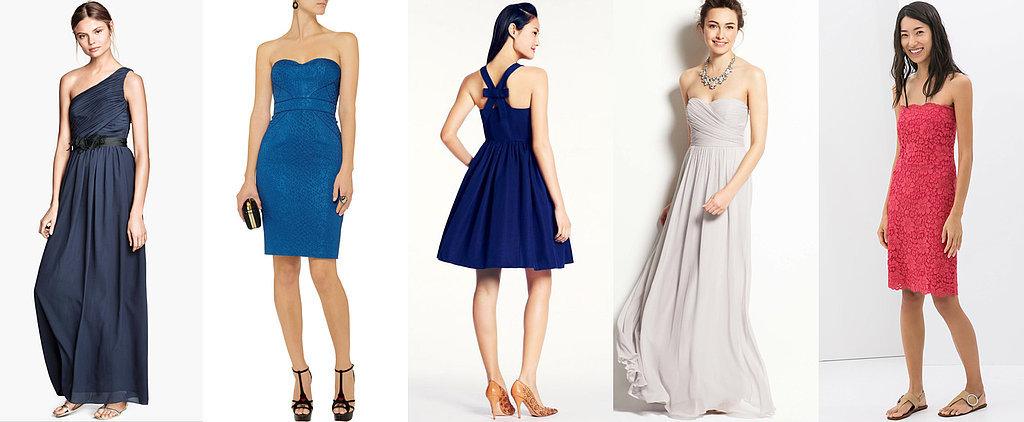 25 Places You'd Never Think to Buy Bridesmaid Dresses From