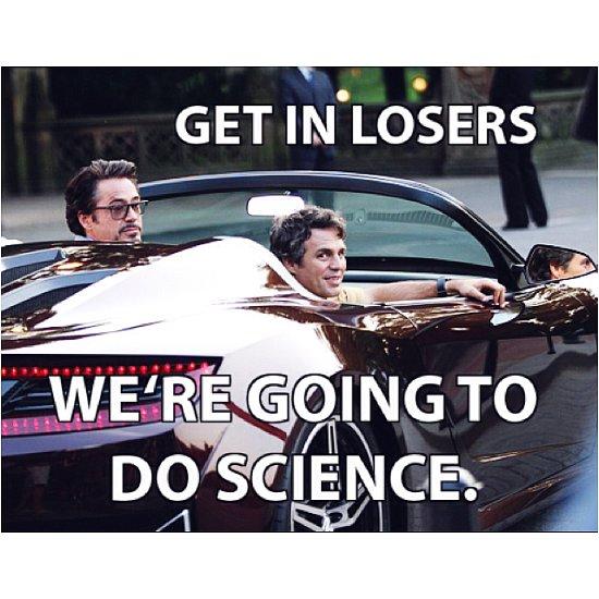Science Bros Tumblr
