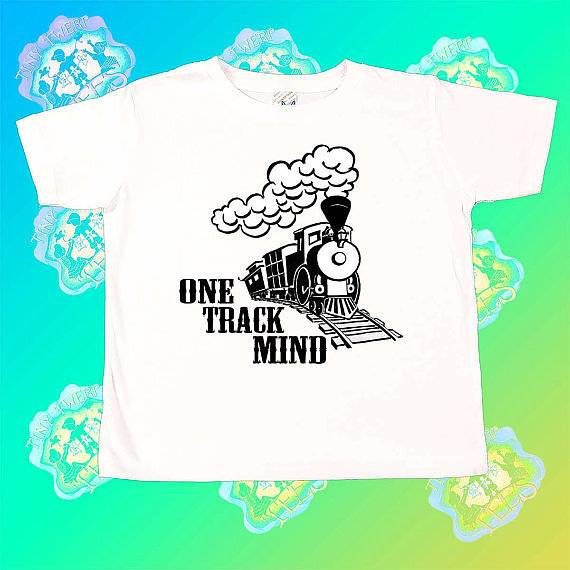 One Track Mind Shirt