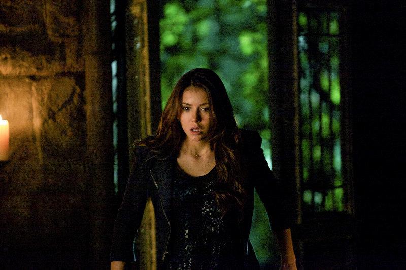 What's got Elena so shocked?