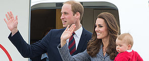 The Royals Gave Us One More Peek at George Before They Left