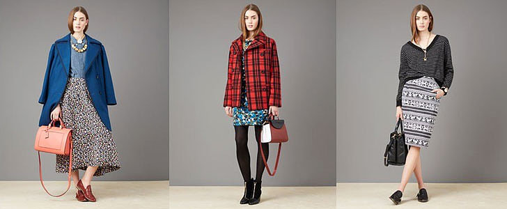 Kate Spade Saturday's Fall Lookbook Feels Tailored to Francophiles