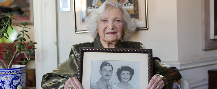 You'll Be a Puddle of Tears Over This 100-Year-Old Woman's Sweet Love Story