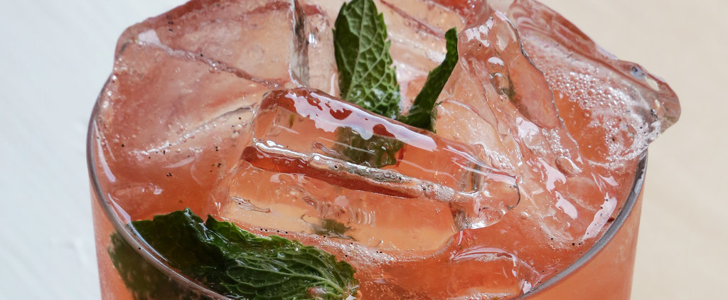 Sister to the Mint Julep: A Strawberry-Bourbon Cobbler