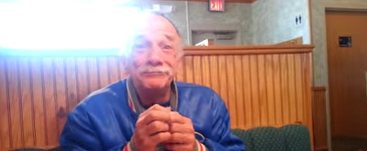 Man Learns He's About to Become a Grandpa, and We Cry With Him!