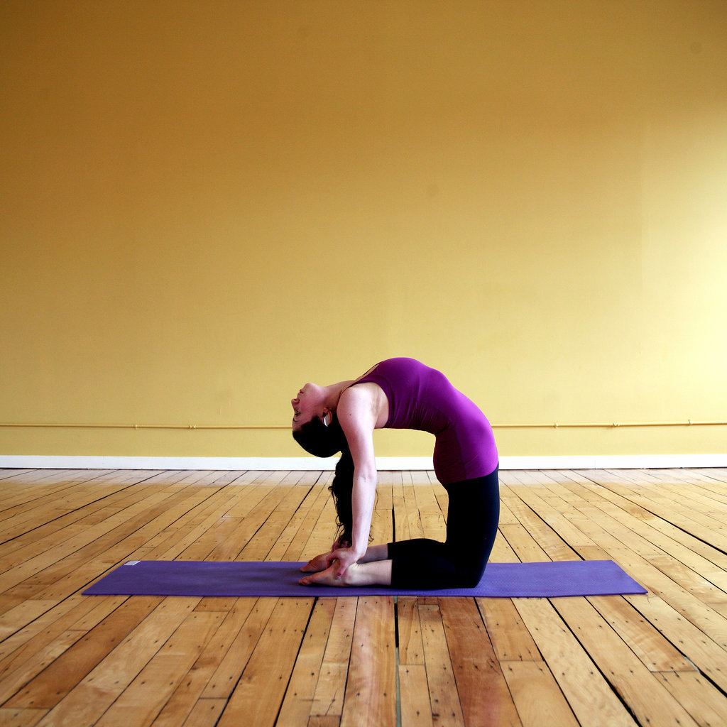 How to Do a Yoga Wheel Pose | POPSUGAR Fitness Australia