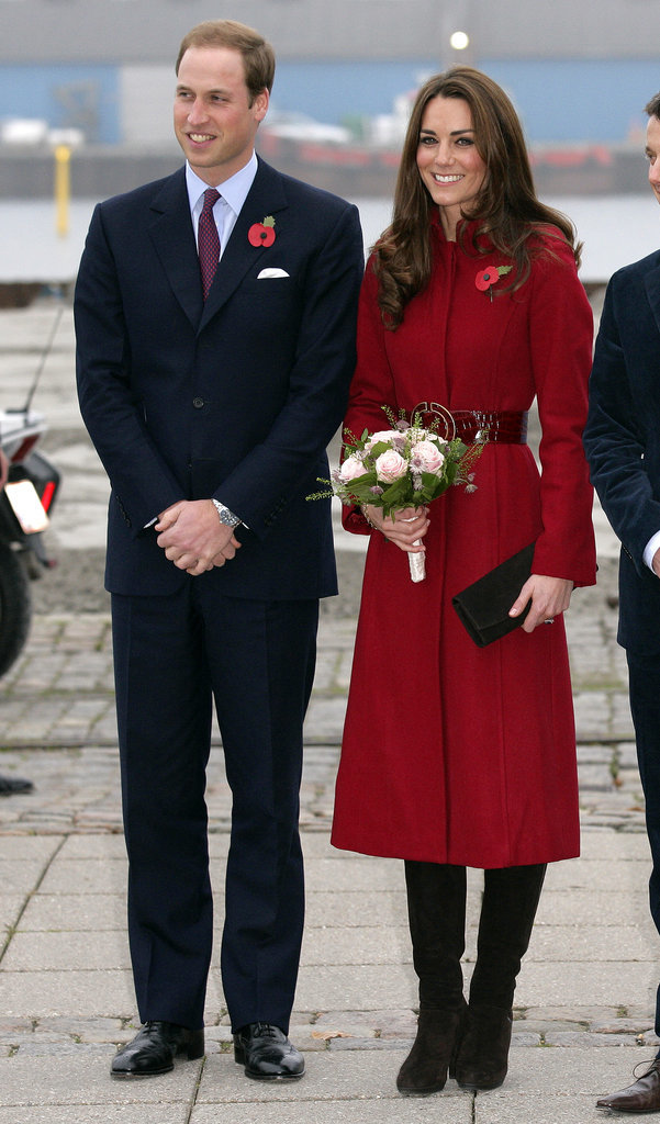 Kate Middleton at a Denmark Unicef Facility in 2011
