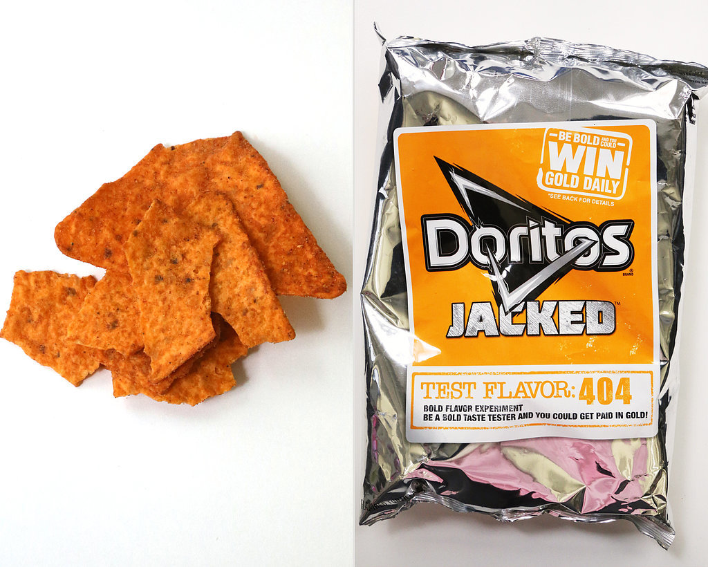 Doritos Jacked: Test Flavor 404