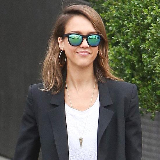 Celebrities in Westward Leaning Sunglasses