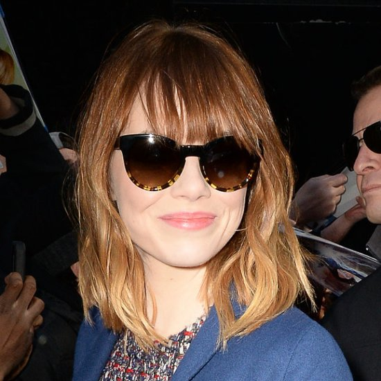Most Beautiful Celebrities Emma Stone New Hair, Cameron Diaz