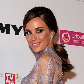 Pictures of Rebecca Judd at 2014 Logie Awards