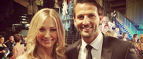 2014 Logies: Is Anna Heinrich Hinting Marriage to Tim Robards?