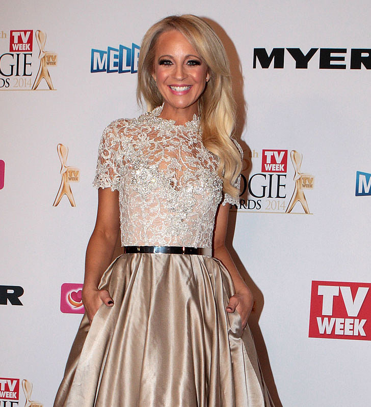 2014: Carrie Bickmore