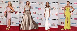 Recap All the Logies Red Carpet Frocks and Fashion