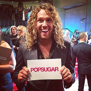 Tim Dormer At 2014 Logies Celebrity Instagram Pictures