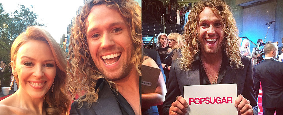 On the Logies Red Carpet With Tim Dormer