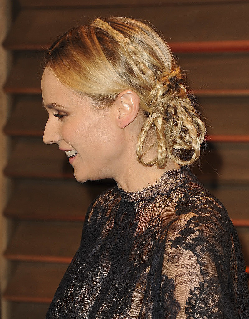 Wedding Hairstyles: Braids