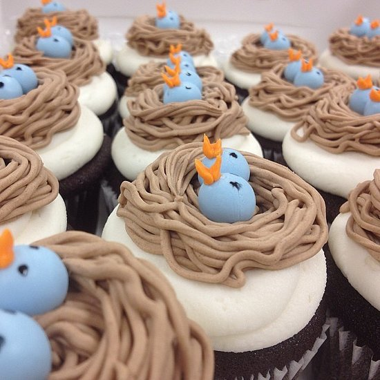 Baby Shower Cupcake Inspiration