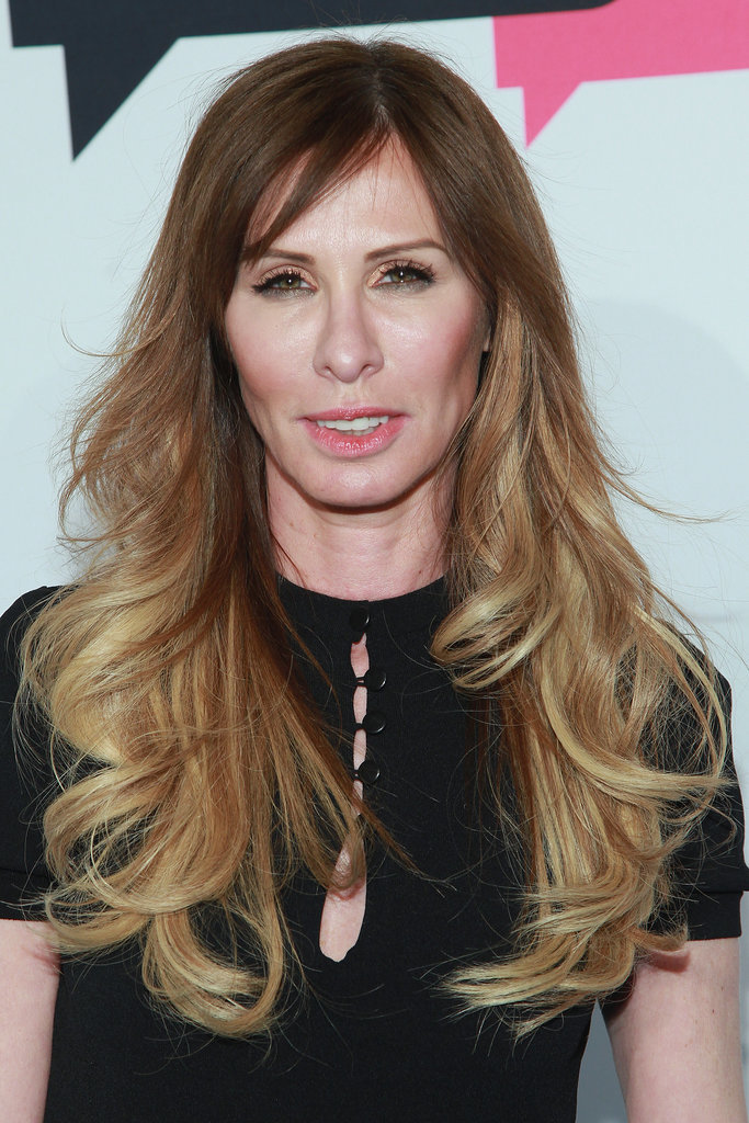 """Author and journalist Carole Radziwill has spoken about dating George on The Real Housewives of New York. She tweeted """"I don't kiss and tell but if I did tell I'd say Clooney was a very good kisser . . . But I""""m not saying......just saying"""" after his name was mentioned in a 2012 episode."""