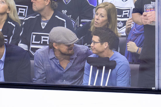 Leo Has a Guys' Night Out With Kevin Connolly While Toni's Away
