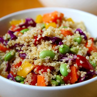 Fresh and Filling, This Protein-Packed Salad Makes the Perfect Post-Workout Meal
