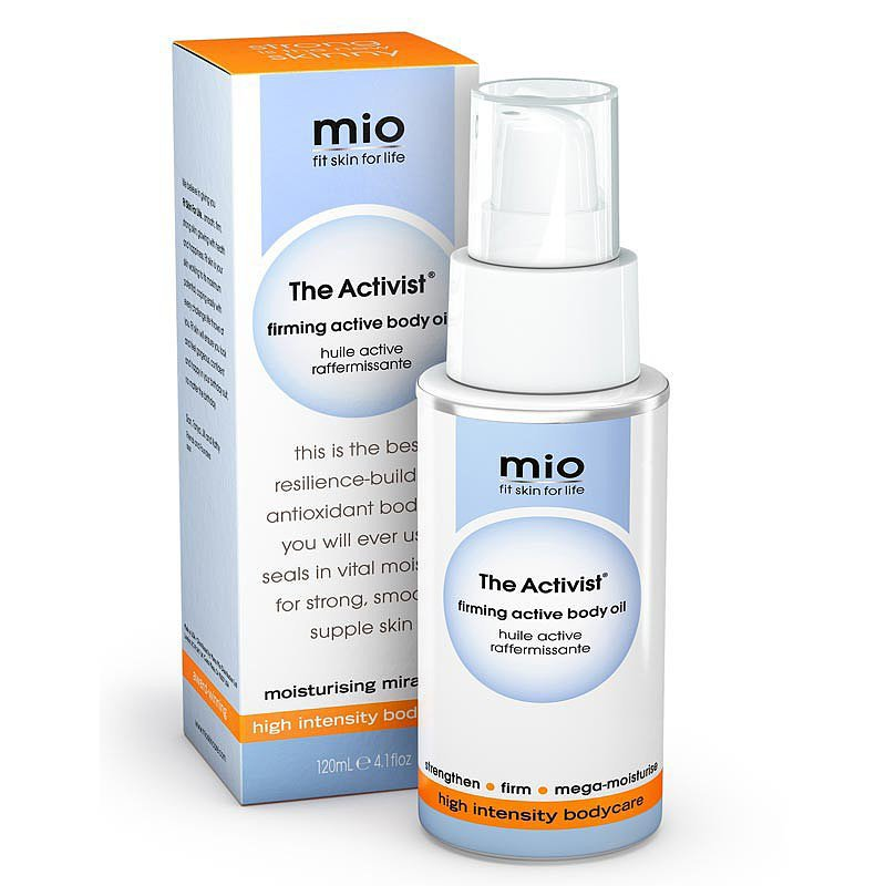 The Activist Firming Body Oil