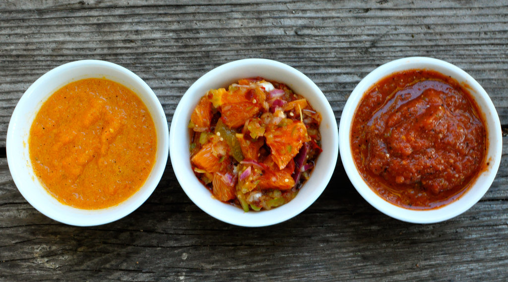 Salsa Three Ways