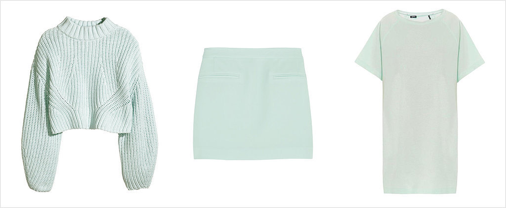 The Cool-Girl's Guide to Wearing Mint