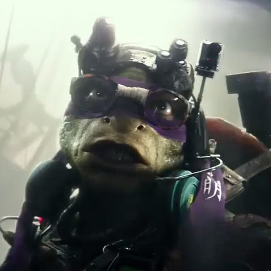 Teenage Mutant Ninja Turtles Trailer 2014