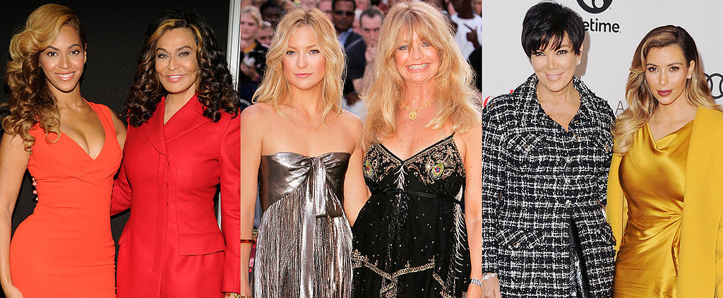 Which Celebrity Mother-Daughter Duo Fits Your Style?