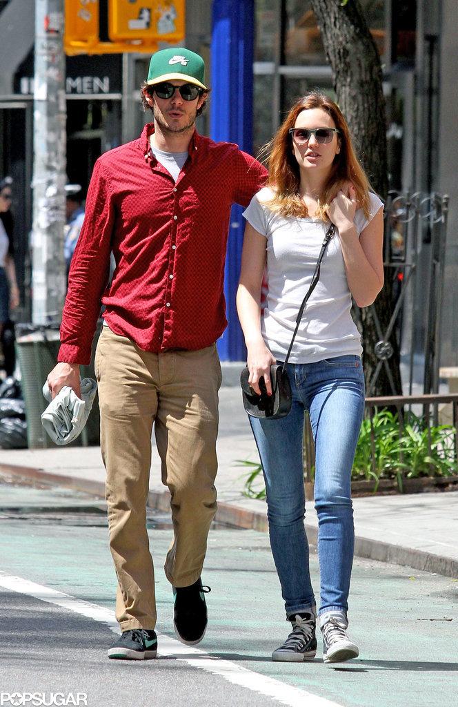 Blair Waldorf Shows Seth Cohen Around Her Big City