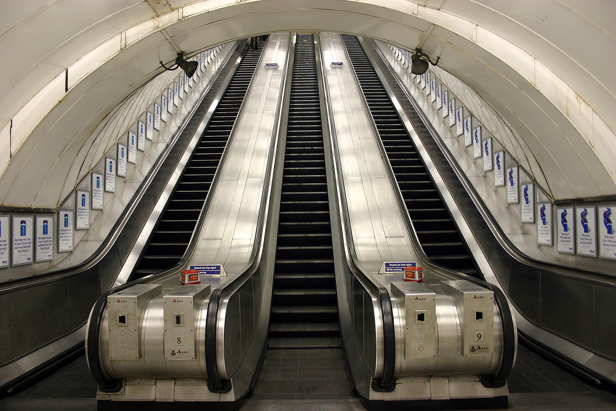 Follow the Universal Escalator Expectations