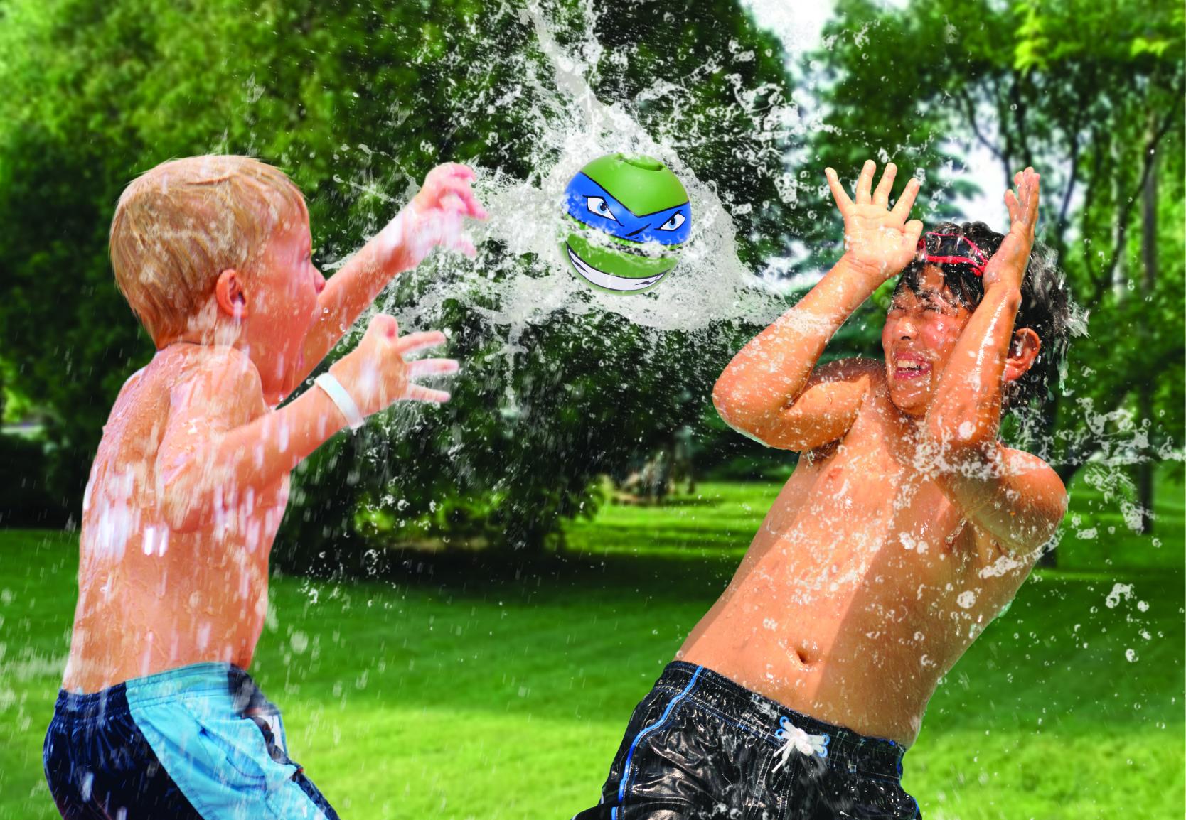 Little Kids' Teenage Mutant Ninja Turtles Splash Out Ball