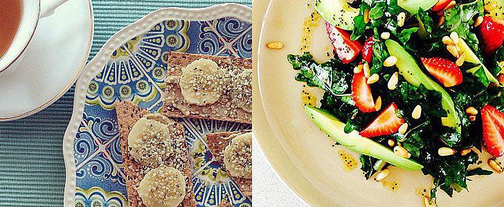 POPSUGAR Shout Out: Healthy Instagram Inspiration