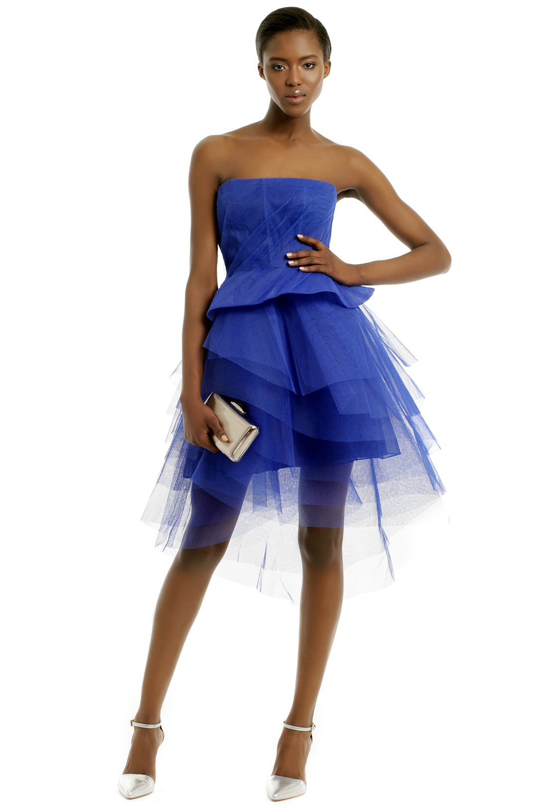 Monique Lhuillier Sharpen the Edge Dress